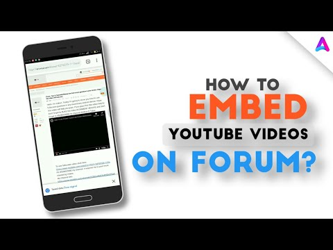 HOW TO LINK| EMBED YOUTUBE VIDEOS | IN FORUM POSTS | MIUI FORUM | adnan D tuber