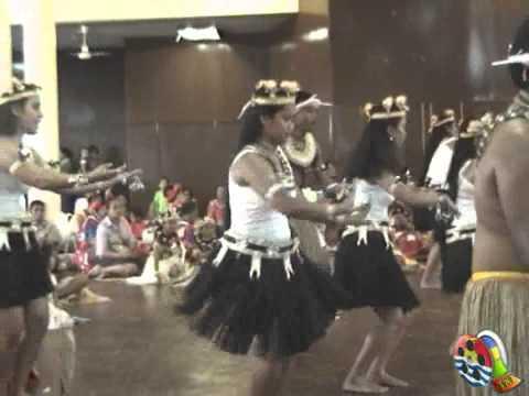 Kiribati - 61st Anniversary of Arrival of the Banabans  Pt. 1