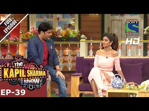 The Kapil Sharma Show -    -Ep-39Masti with Super Dancer Team3rd Sep 2016