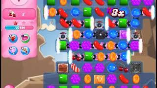 Candy Crush Saga Level 3076 - NO BOOSTERS
