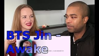 BTS Jin - 'Awake' [Han|Rom|Eng lyrics] [FULL Version] (REACTION 🎵)