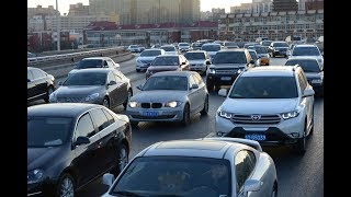 CHINA TO MAKE RFID CHIPS MANDATORY IN CARS AT START OF 2019