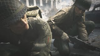 Call of Duty WW2 Full Campaign Movie