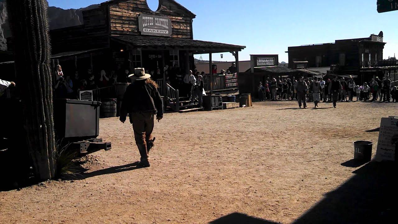 Western shootout - photo#9