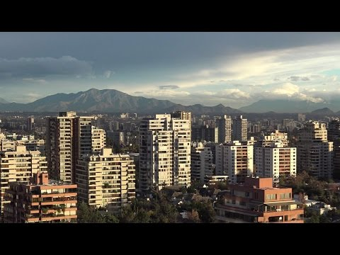 Santiago de Chile the most developed city in South America
