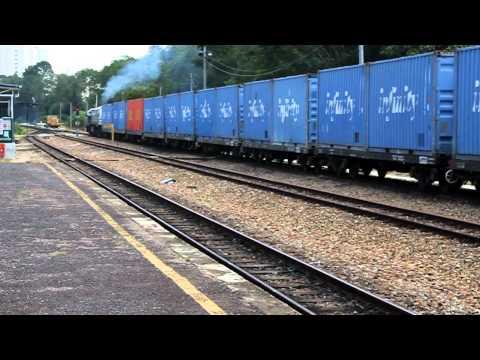 [KTM Kargo] Class 26 '26116 Tanjung Selatai' With Freight Train No. 162