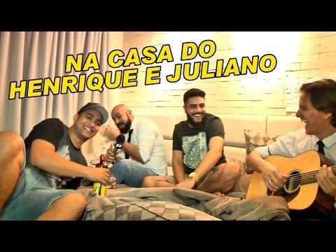INVASÃO CASA HENRIQUE E JULIANO - PLAGIO