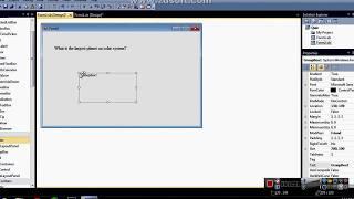 VB.Net - Creating a simple quiz questionnaire