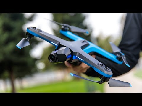 Skydio 2 Autonomous Drone That Never Crashes!