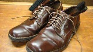 СУПИНАТОР. Снятие фиксирующей скобы. Ремонт обуви.(По мере возможности показан процесс снятия скобы фиксирующей супинатор для последующей его замены простым..., 2016-03-31T14:24:13.000Z)