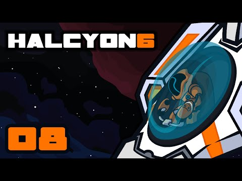 Under New Management - Let's Play Halcyon 6: Starbase Commander 1.0 - Part 8