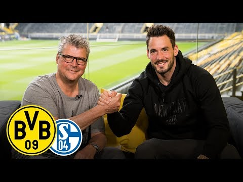 Winning two derbies in one season? | Roman Bürki joins Matchday Magazine | BVB - Schalke