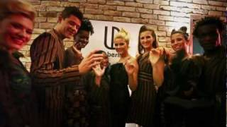 LB lina berlina Collection Show Catwalk 2012 at Sir Savigny Hotel Berlin