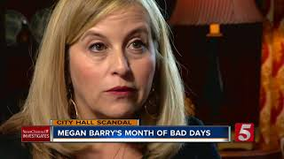 'It Is Time For Mayor Megan Barry To Resign,' Newspaper Editorial Board Says