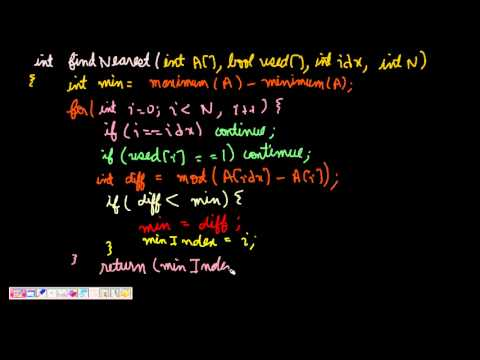 Programming Interviews: Partition Array in Equal Halves with Minimum Sum Difference