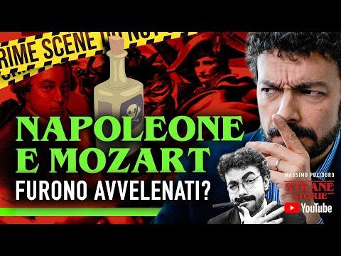 Napoleone e Mozart: furono avvelenati? - Strane Storie