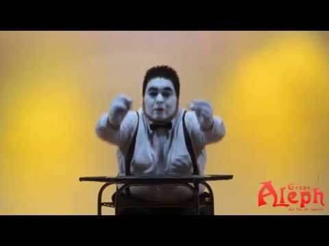 Aleph 2015 - RZH - El secretario