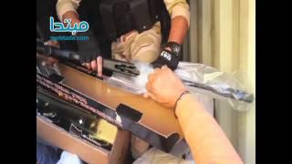 «الموانئ» تضبط حاويتين قادمتين من تركيا محملتين بالأسلحة