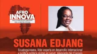África y su Diáspora: ¿Un nuevo poder global? - Susana Edjang - Conferencia Magistral Cali