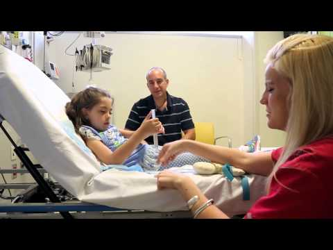Tour the Pediatric ED at Johns Hopkins
