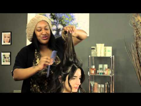 How to Do Your Hair Like Sarah Hyland : Braids & Other Hair Care Tips