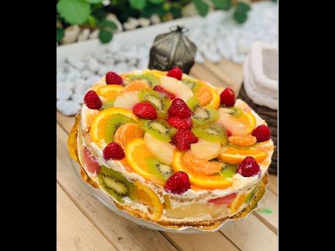 gâteau-au-fruit
