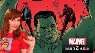 Marvel's The Watcher 2013 -Episode 22 - Deadpool Game