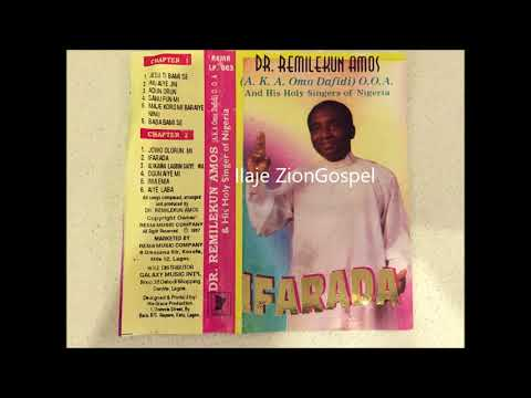 Download Dr Remilekun Amos: Ifarada (Ilaje Gospel)