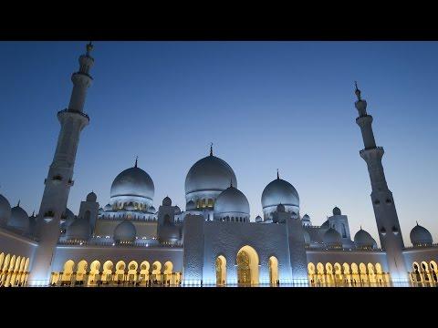 Sheikh Zayed Grand Mosque in Abu Dhabi [Video Tour]