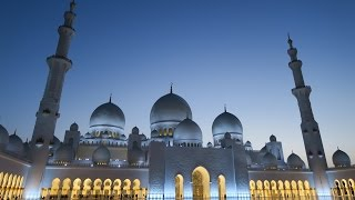 Abu Dhabi - Sheikh Zayed Grand Mosque [Video Tour]