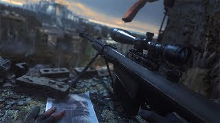 Legendary Mission in Chernobyl - BEST Sniper Call of Duty: Modern Warfare (PC 1080p 60 FPS) RU