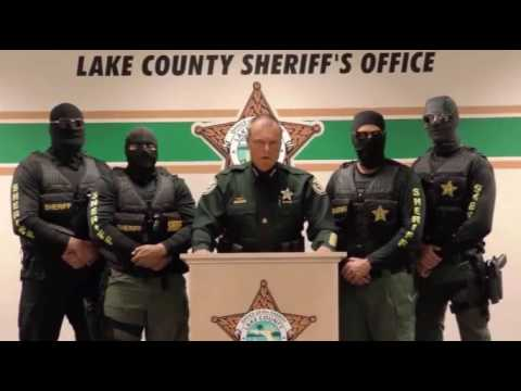 Weird Video By Lake County Sheriff