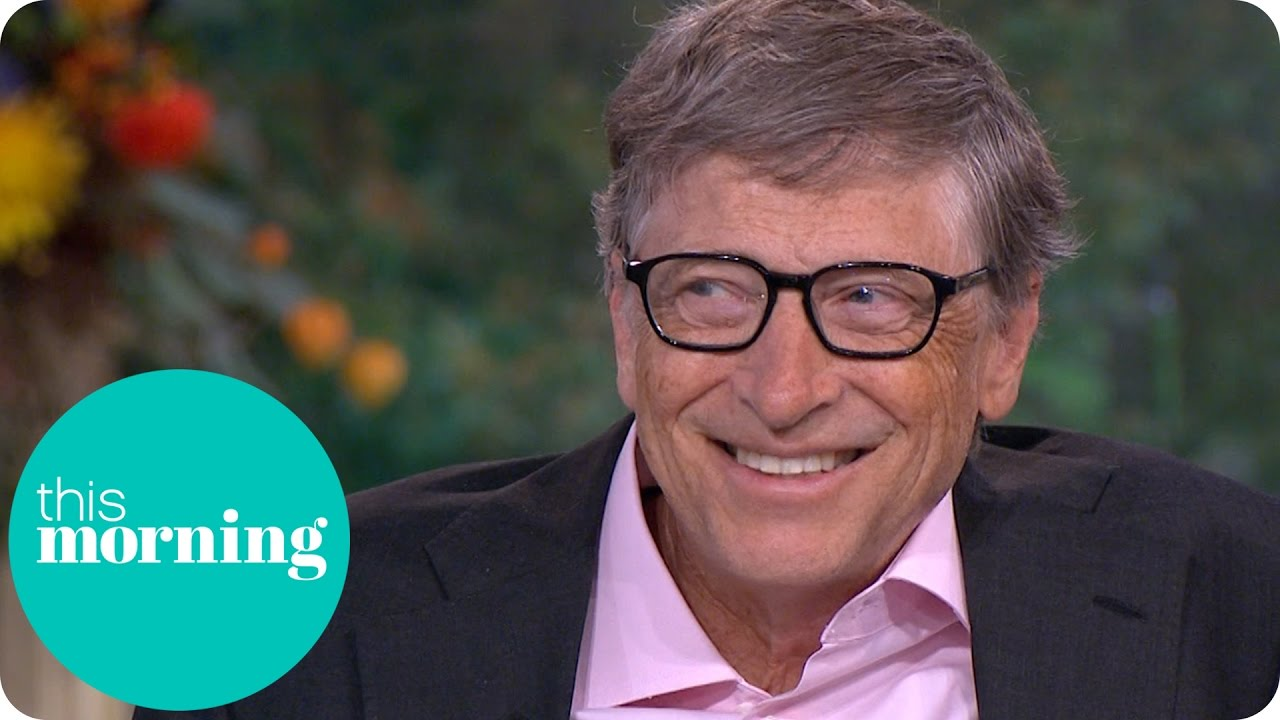 bill gates talks dropping out of college and reveals his biggest