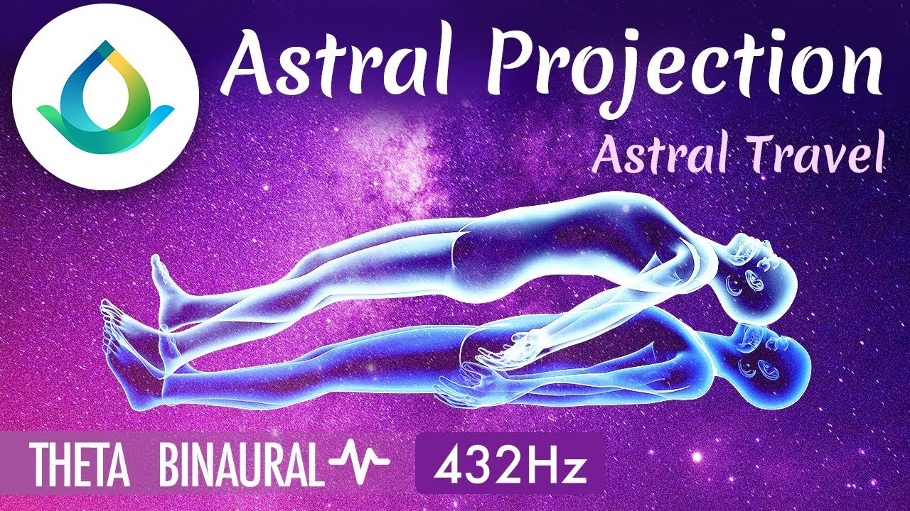 Powerful Astral Projection Music – Gaia Meditation