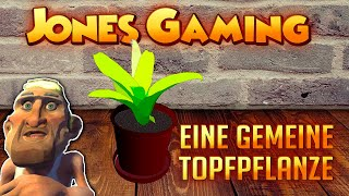 Eine gemeine Topfpflanze! | JonesGaming Gameplay Deutsch thumbnail