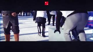 Ледяной пауэрлифтинг в Челябинске