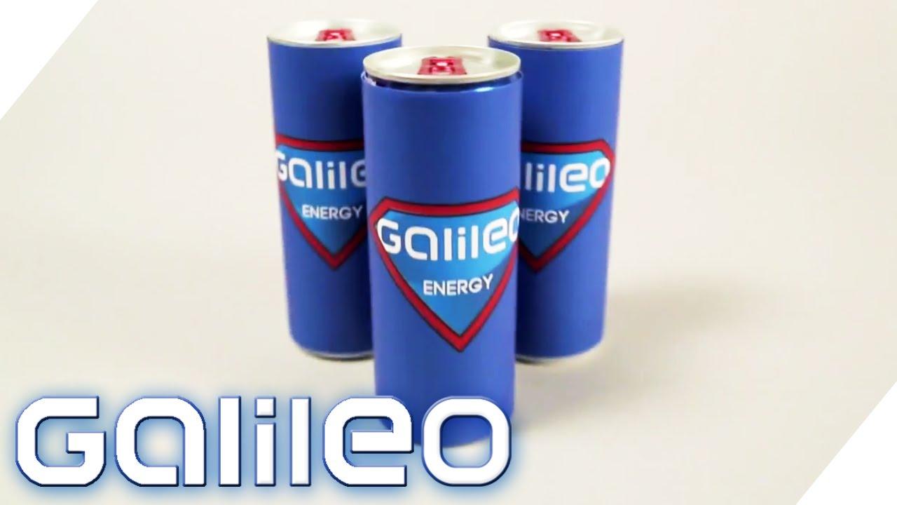 Energydrinks & Lotto & Krawatte - Wer hat's erfunden? | Galileo | ProSieben