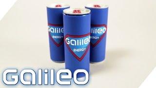 Energydrinks  Lotto  Krawatte - Wer hats erfunden  Galileo  ProSieben