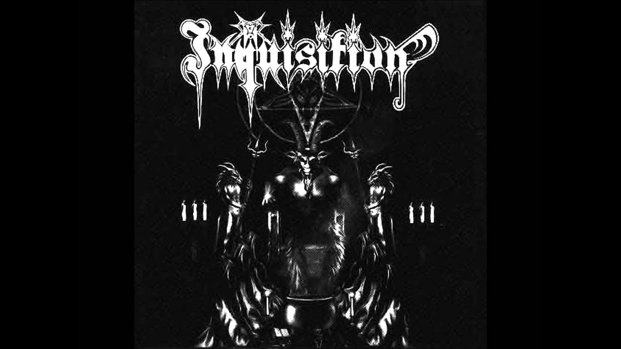 Inquisition - Invoking the Majestic Throne of Satan (With ...