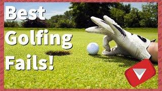 Best Golf Fail Compilation [2017] (TOP 10 VIDEOS)