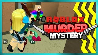 MURDER FRIDAY! JOIN ME! Roblox Live | Geegee92