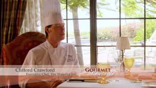 Timeless Gourmet - Waterlot Inn - Bermuda Gourmet - on Voyage.tv