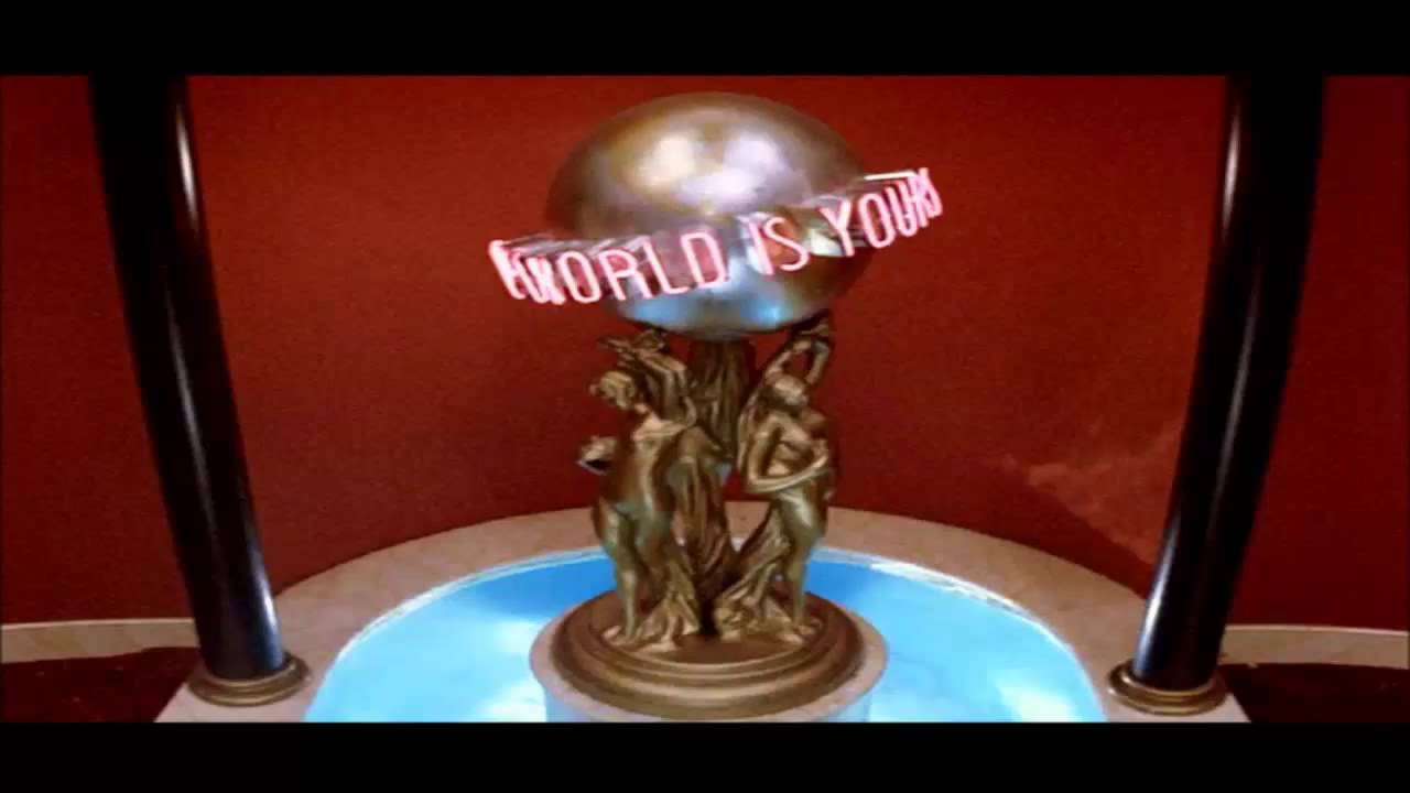 The World Is Yours Statue | www.imgkid.com - The Image Kid ...