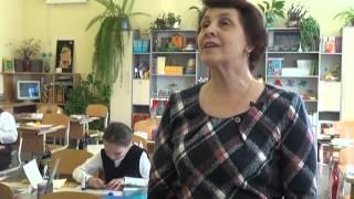 открытый урок в 24 школе