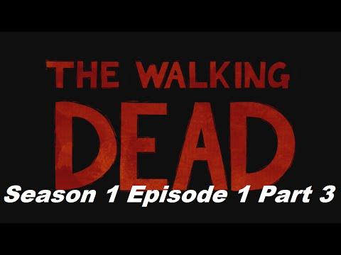 The Walking Dead [Se 1: Ep 1] [P3] Pharmacy Problems