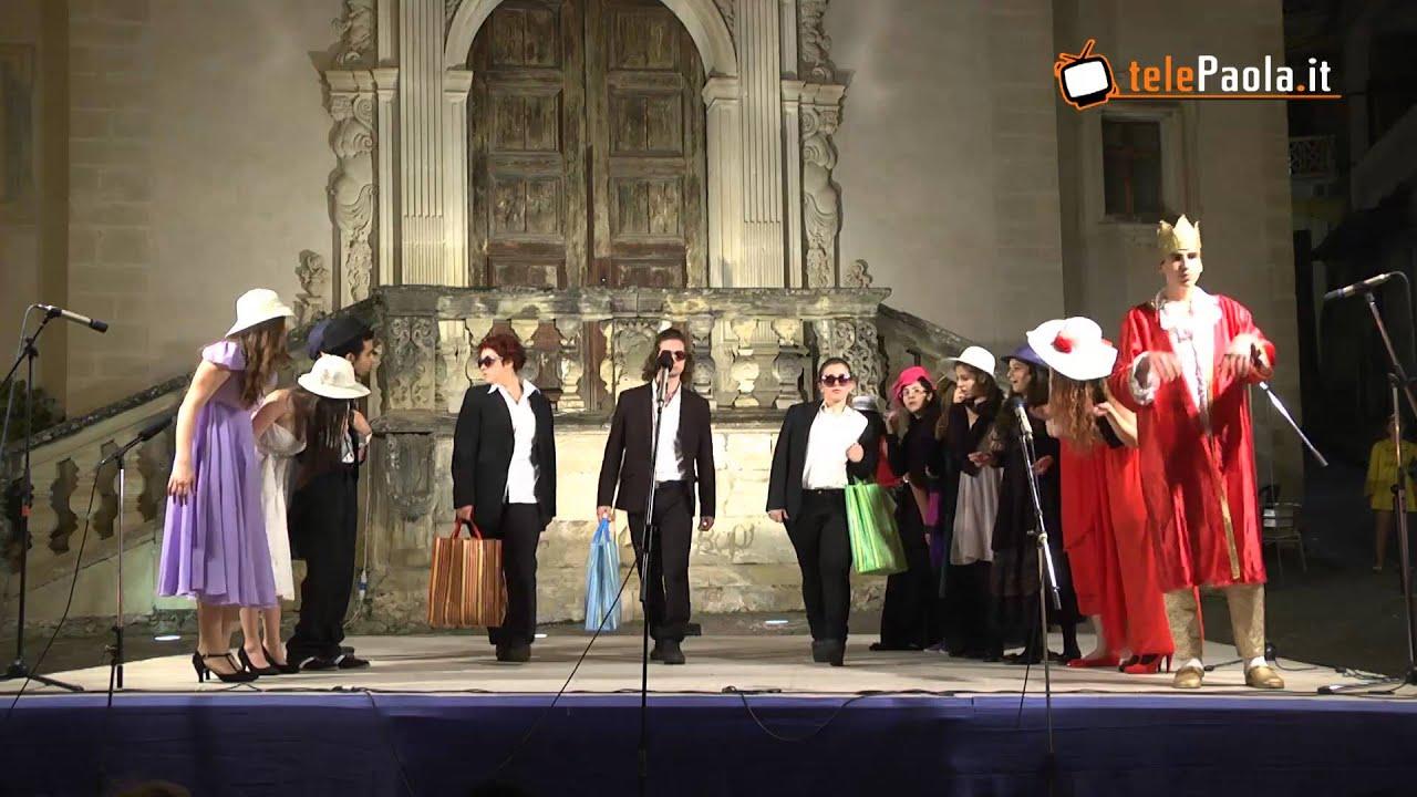 """Rappresentazione Teatrale """"Laboratorio Teatrale Mariangela Melato"""""""