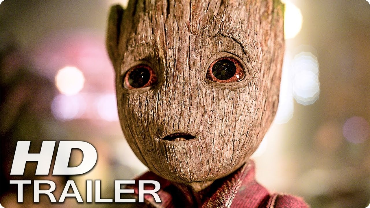 Guardians Of The Galaxy 2 Trailer German