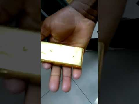 Gold merchant in africa