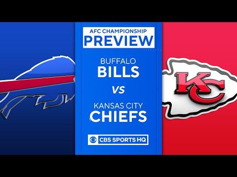 Bills vs Chiefs: 2021 AFC Championship Preview   NFL   CBS Sports HQ