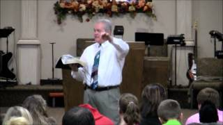 First Assembly of God Texarkana, Tx. - Pastor Hal Haltom - November 24, 2013